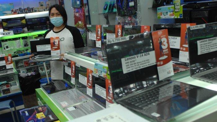 Permintaan Meningkat Akibat WFH dan Sekolah Daring, Harga Laptop Melonjak, Ini Alasannya