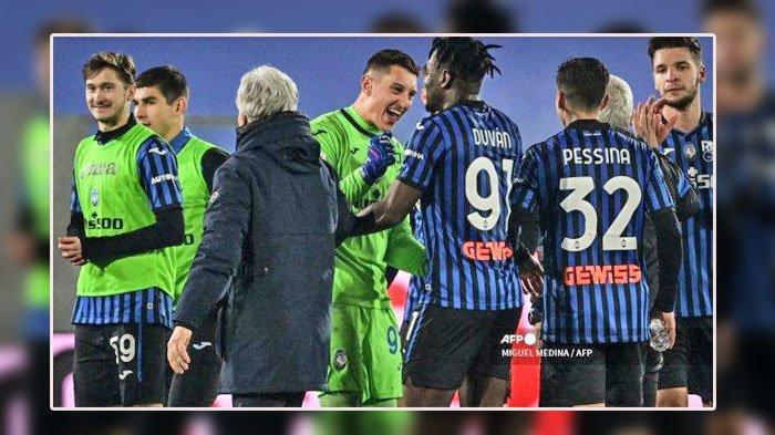 Inter Milan VS Atalanta, Prediksi Pertandingan, Kemenangan Jadi Harga Mati Bagi Nerazzurri & La Dea
