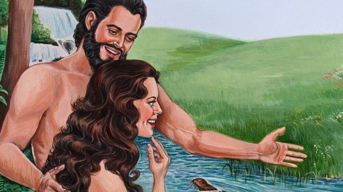 Kisah Adam dan Hawa, Manusia Pertama di Muka Bumi dan Dosa Pohon Pengetahuan