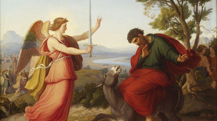 Kisah Raja Balak Memanggil Bileam Untuk Mengutuk Israel, Membuat Allah Marah dan Kirim Malaikat