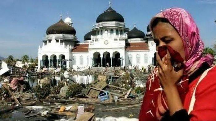 7 Fakta Gempa 9,3 SRPicu Tsunami Aceh 2004, Setara 23 Ribu Bom Atom hingga Korban Capai 230.000