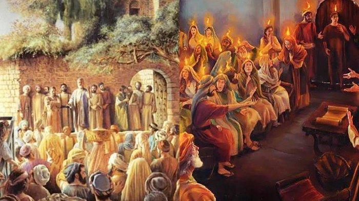Kisah Jemaat Mula-mula, Selalu Bertekun dan Sehati, Harta Dijual dan Dibagikan untuk Pelayanan