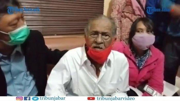 Kisah Kakek Koswara Doakan Anak yang Dulu Menggungatnya Rp. 3 Miliar