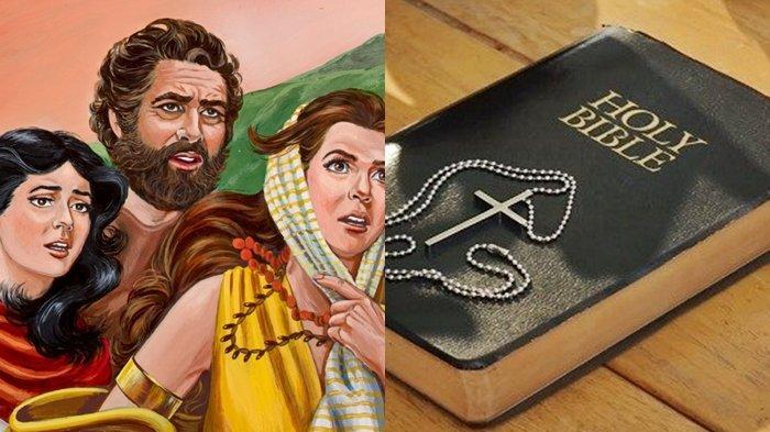 Kisah Lot, Keponakan Abraham yang Salah Memilih Jalan Hidup, Terlunta-lunta Hingga Hamili Anaknya