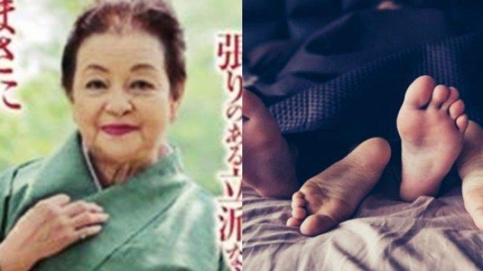 Sosok Ogaswara Yuko, Nenek 83 Tahun Jadi Artis JAV, Pemintaannya Nyeleneh, Didukung Sang Putra