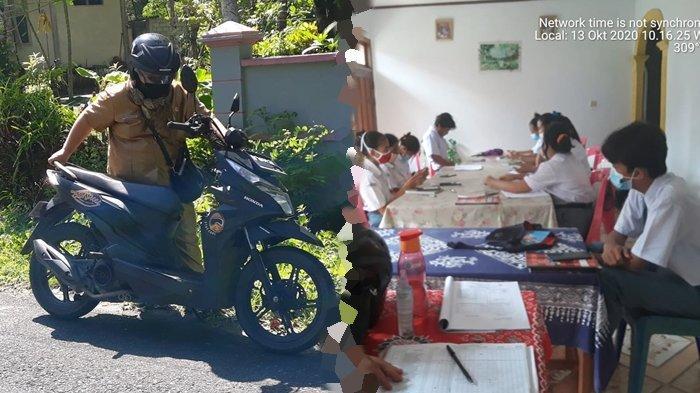 Cerita Guru-guru SMA di Talaud Perbatasan Filipina yang Semangat Mengajar di Masa Covid-19