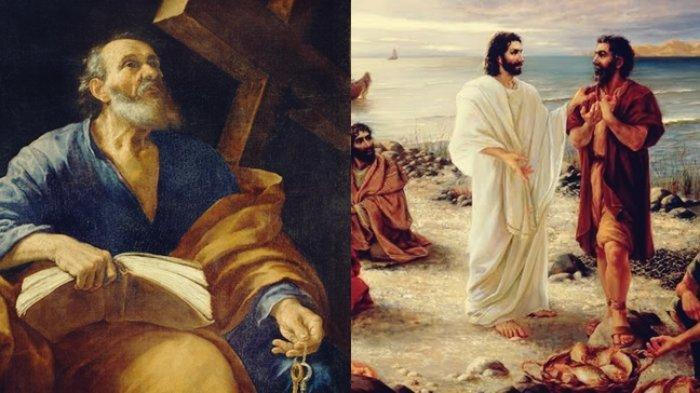 Kisah Petrus, Nelayan yang Jadi Penjala Manusia, Imannya Diuji Saat Menyangkal Yesus 3 Kali