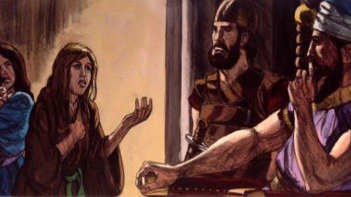 Kisah Salomo, Raja Ketiga Kerajaan Israel yang Bijaksana