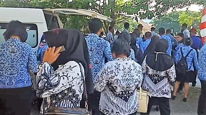 Ini Tanggapan BKD Provinsi Sulut Terkait Keputusan Penghapusan Pegawai Non-PNS dan Non-PPPK