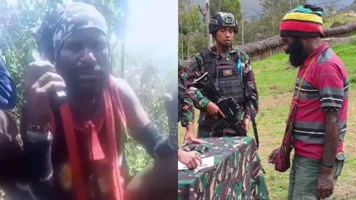 Anggota KKB Papua Kelaparan, Kembali ke NKRI Usai Dijebak Petinggi OPM, Kini Jadi Teroris