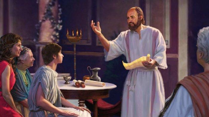 """Bacaan Alkitab: 1 Timotius 3:1-13 """"Memilih Orang Yang Di Teladani"""""""