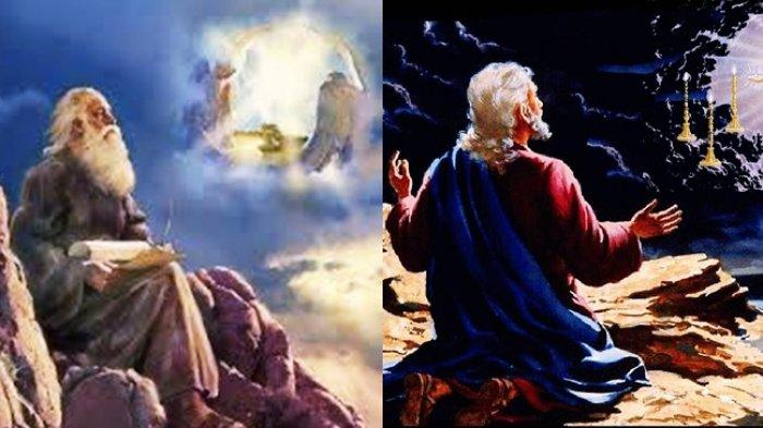 Kisah Yohanes, Murid Yesus Alami Derita Masa Tua, Tubuh Digoreng dengan Minyak Mendidih Namun Hidup