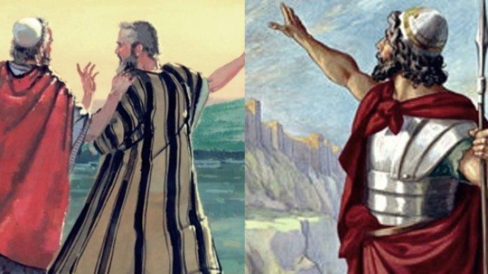Kisah Yosua, Pemimpin Israel yang Berperang Merebut Tanah Kanaan, Orang Kepercayaan Musa