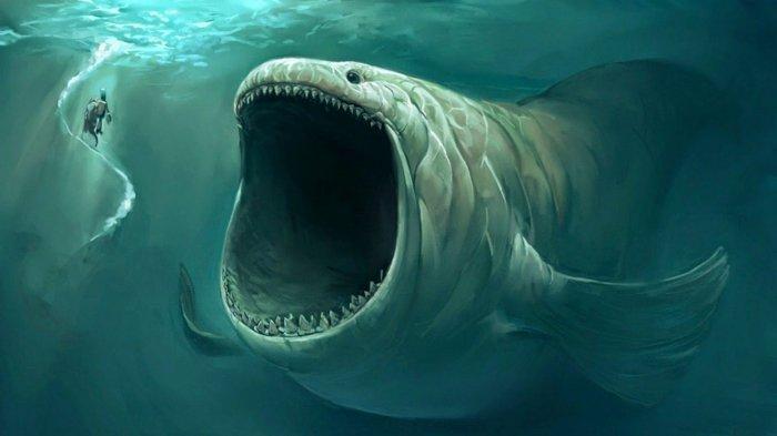 Kisah Yunus Diperut Ikan Akibat Menghindar dari Perintah Tuhan