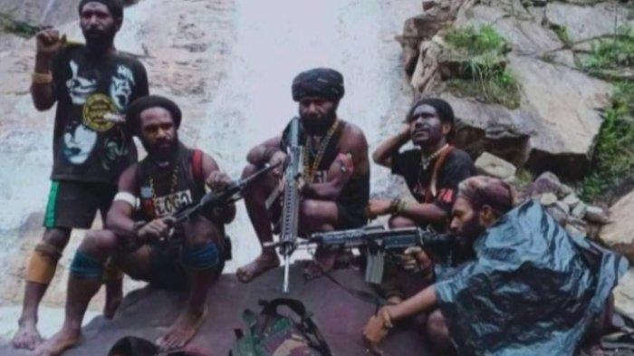Bukan dari TNI Polri, Senjata KKB Papua Buatan Amerika, Ini Sumber Senjata dan Amunisi Para Teroris