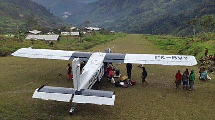 KKB Papua Sebanyak 30 Orang Sandera Pilot dan Penumpang Pesawat Susi Air, Anak Buah Susi Pudjiastuti
