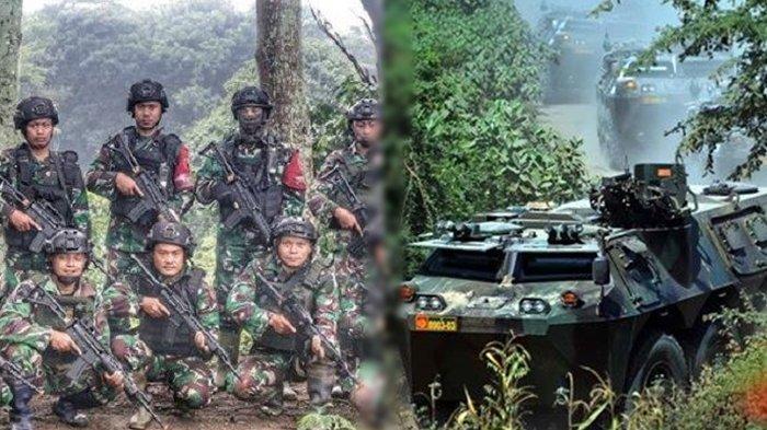 KKB Papua Segera Berakhir, Prajurit Macan Kumbang Susul Pasukan Setan, Operasi Seroja Jadi Bukti