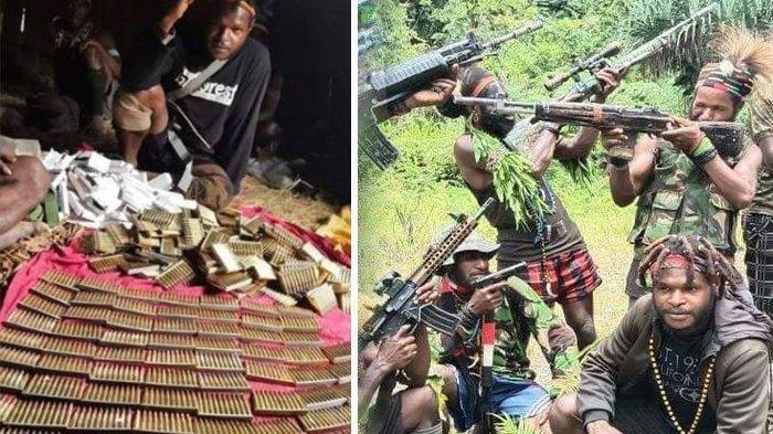 Terungkap, 2 Polisi Rela Berkhianat Jual Senjata pada KKB Papua Karena Alasan Ini