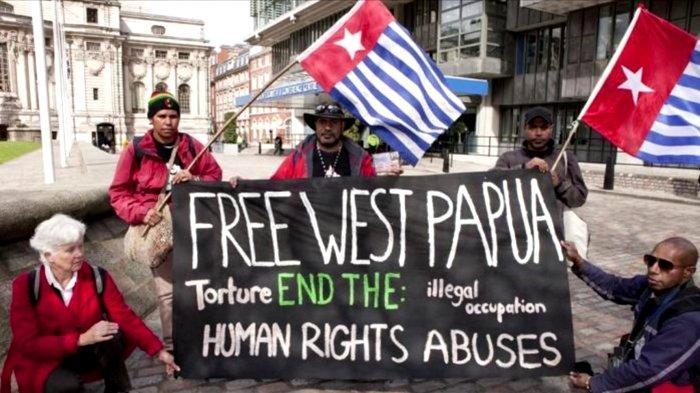 Klaim <a href='https://manado.tribunnews.com/tag/kemerdekaan' title='kemerdekaan'>kemerdekaan</a> <a href='https://manado.tribunnews.com/tag/papua-barat' title='PapuaBarat'>PapuaBarat</a>, <a href='https://manado.tribunnews.com/tag/benny-wenda' title='BennyWenda'>BennyWenda</a> umumkan 12 Departemen Kabinet <a href='https://manado.tribunnews.com/tag/papua-barat' title='PapuaBarat'>PapuaBarat</a> <a href='https://manado.tribunnews.com/tag/opm' title='OPM'>OPM</a>.