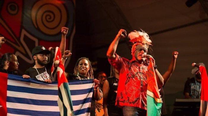 Kabinet Papua Barat OPM 12 Departemen Diumumkan: Presiden Benny Wenda, Menhan Jenderal Mathias Wenda