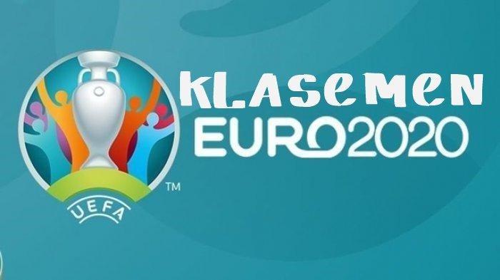 Klasemen Sementara Euro 2020, Italia, Belgia dan Inggris Pimpin Pemuncak Grup, Simak Selengkapnya