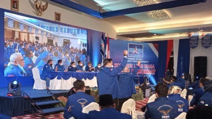 Usai Dicopot Moningka Masih Bungkam, Jabatan Ketua DPC Demokrat Tomohon Menunggu Keputusan DPP