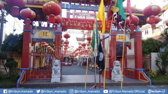 Klenteng Ban Hing Kiong Tak Direstui untuk Turun di Jalan Raya, Cap Go Meh Dipusatkan di Kwan Kong