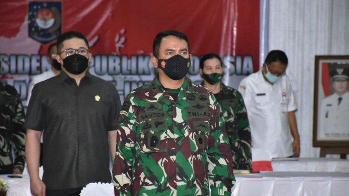 Kodam XIII/Merdeka Siap Dukung Operasi Ketupat di Tiap Wilayah Hukum Polda Sulut