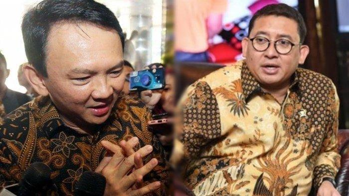 Fadli Zon Tolak Ahok jadi Pimpinan Ibu Kota Baru, Sebut BTP Sudah Bermasalah: Tidak Ada Orang Lain?