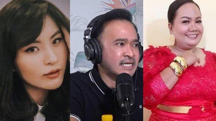 3 Berita Populer Selebriti Hari ini: Ruben Onsu Beri Wasiat hingga Kabar Aty Kodong