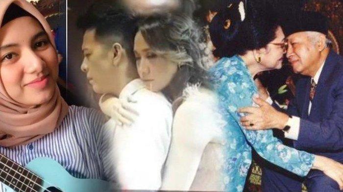 3 Berita Populer Hari ini, Sosok Siti Hartinah, Gadis Nyaris Ditebas Ayah & BCL Peluk Ariel Noah