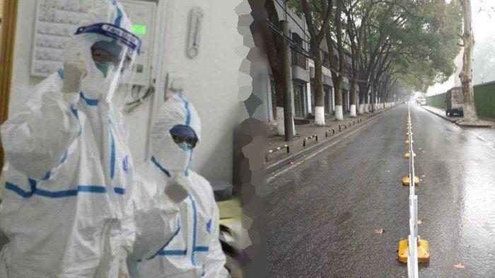 Mahasiswa Indonesia di Wuhan Mengisolasi Diri di Kamar, Makanan dan Masker Berkekurangan