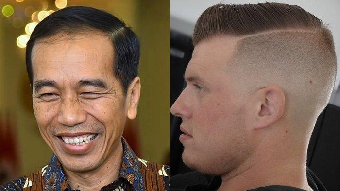 Presiden Jokowi Potong Rambut Model Undercut? Begini ...
