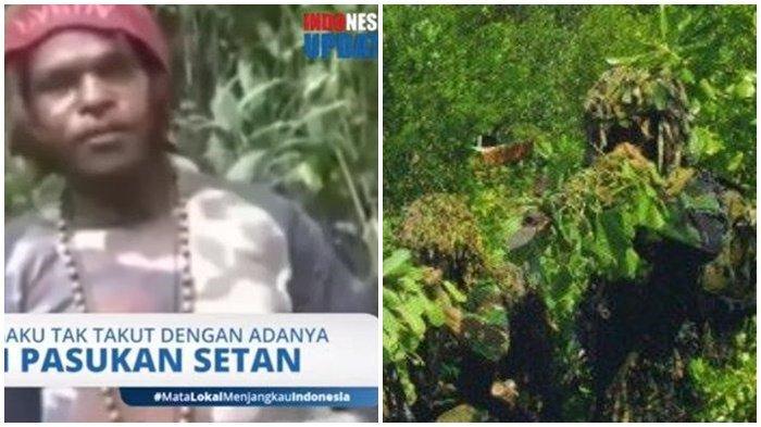KKB Papua Berani Tantang Perang 400 Pasukan Setan, 'Pasukan yang Masuk Tak Bisa Keluar Lagi'