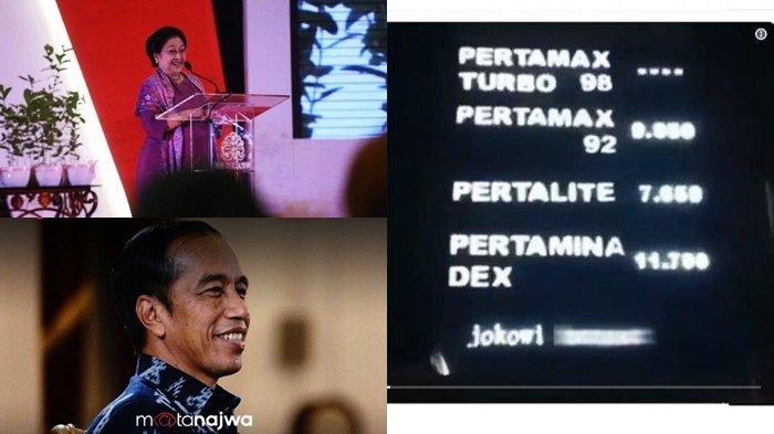 VIRAL MEDSOS: Penyebab Teks Display SPBU Sebarkan Ujaran Kebencian pada Jokowi-Megawati, Ada 7 Saksi