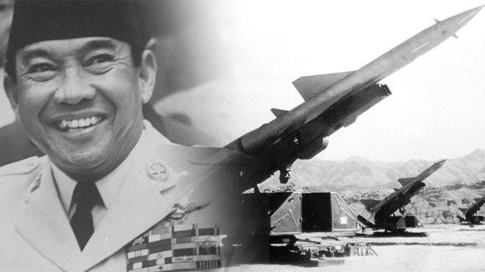 Benarkah Kabar yang Beredar Bahwa Soekarno Pernah Perintahkan Bikin Bom Nuklir? Berikut Selengkapnya