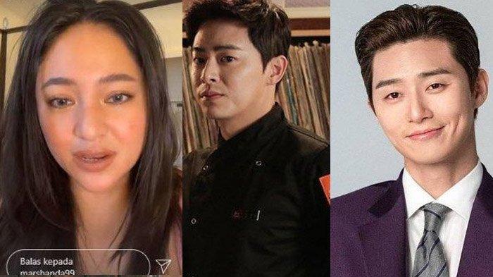3 Berita Populer Selebriti Siang ini, Marshanda Cidera, Park Seo Joon dan Drama Korea Jo Jung Suk