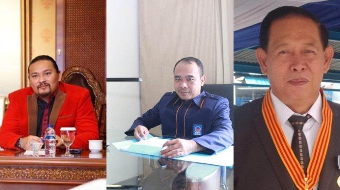 DPP Nasdem 'Bingung' Pilih MDT, TGB dan JO Dampingi Lomban
