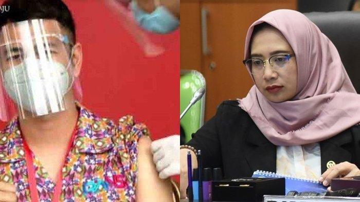Nihayatul Kecewa Perwakilan DPR Tak Terima Vaksin Perdana, Misal Ibu Puan 'Masa Kalah Sama Artis'