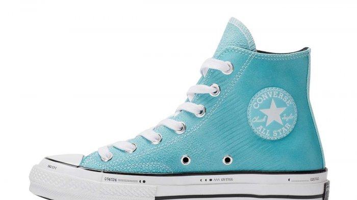 Kamu Pecinta Sepatu Converse? Ini Sejarah Converse, Hingga Akhirnya di Gandeng Nike