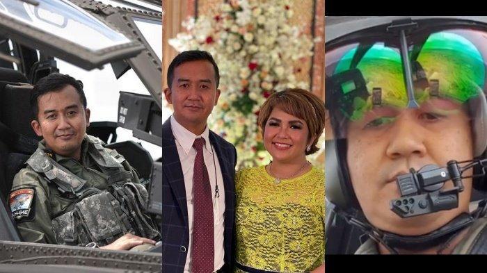 Sosok Kolonel Cpn Cahyo Permono Pacar Joy Tobing, Penerbang Terbaik TNI AD, Pilot Helikopter Apache