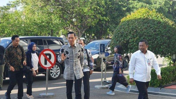 Temui Jokowi di Istana, AHY: Kita Ingin Melihat Indonesia ke depan Semakin Baik