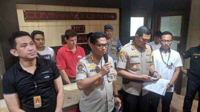 Sosok Bule Ditangkap Polisi karenaTuduh Pemerintahan Jokowi Komunis, TernyataMantan Tentara AS