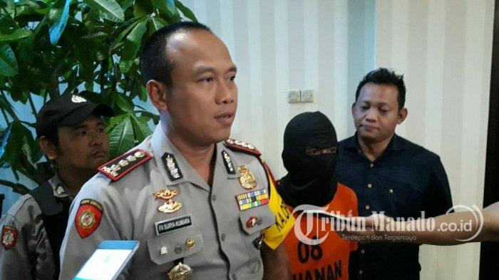 Kapolresta Manado Minta Tersangka Pembunuhan Sopir Mikrolet untuk Banyak Berdoa