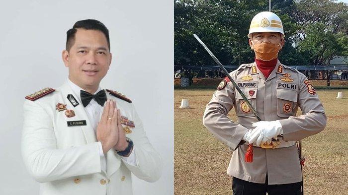 Kombes Pol Christ Pusung Jadi Komandan Upacara 17 Agustus 2020 di Istana Merdeka, Ini Profilnya