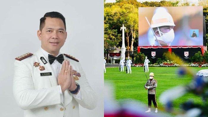Profil Kombes Pol Christ Pusung, Komandan Upacara Hari Pahlawan 10 November 2020, Putra Asli Sulut
