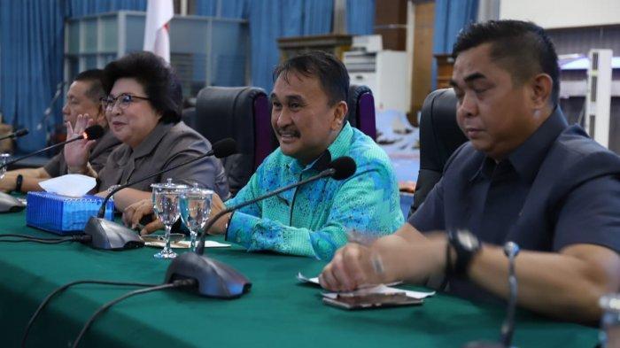 Komisi I Sulut Rapat Bersama Pemkot Manado, Ini yang Dibahas