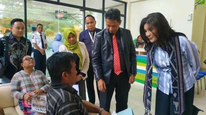Ketua Komisi IX DPR RI Felly Runtuwene Kunjungi BPJamsostek Manado, FER: Bekerjalah Sepenuh Hati