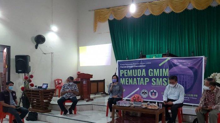 Hasil FGD Pemuda GMIM: Tunda & Tinjau Pelaksanaan SMSI 2021, Jangan Bertentangan dengan Tata Gereja