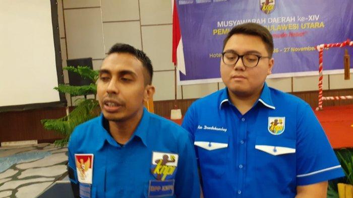 Komite Nasional Pemuda Indonesia Sulut Pecah, Gelar Dua Musda Berbeda